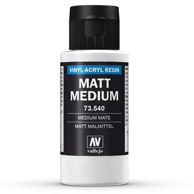 73.540 Matt Medium, Vallejo