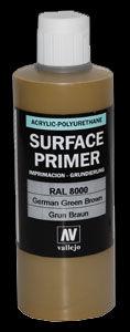 74.606 German Green Brown (RAL8000), Vallejo