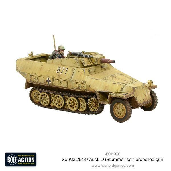Sdkfz 2519 Ausf D Stummel Half Track Günstig Kaufen