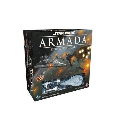 Star Wars: Armada - Grundspiel Vorderseite verpackung