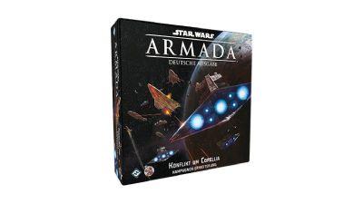 Verpackung Star Wars: Armada - Konflikt um Corellia...