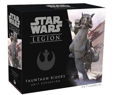 Star Wars: Legion - Tauntaun-Reiter verpackung vorderseite