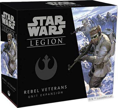Star Wars: Legion - Rebellen-Veteranen verpackung...