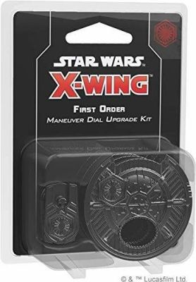 Star Wars: X-Wing 2. Edition - First Order Maneuver Dial...