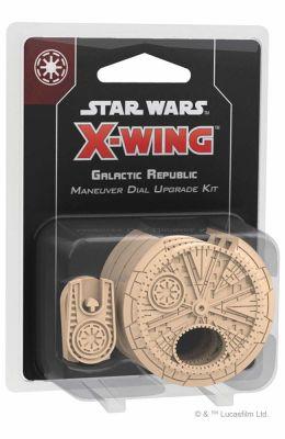 Star Wars: X-Wing 2. Edition - Galactic Republic Maneuver...