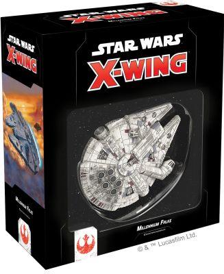 Star Wars: X-Wing 2. Edition - Millennium Falke -...