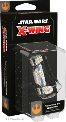 Star Wars: X-Wing 2. Edition - Transporter des...