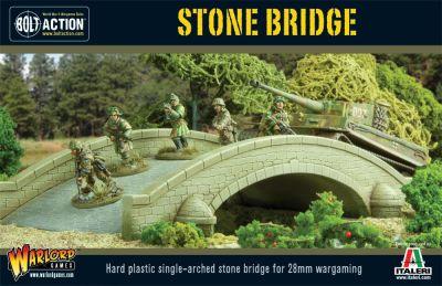 Stone Bridge, Bolt Action WW2