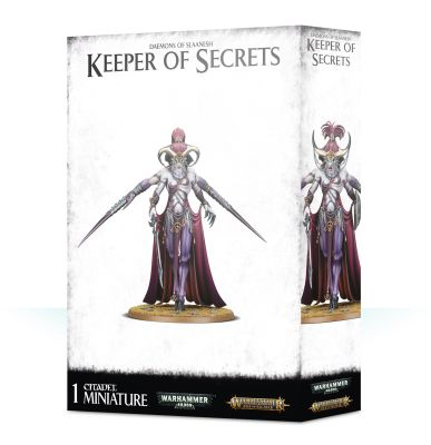 Keeper of Secrets/Shalaxi Helbane