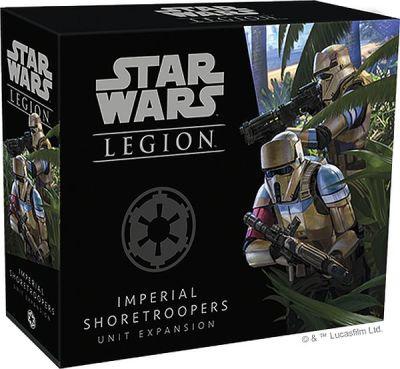 Star Wars: Legion - Imperiale Strandtruppen verpackung...