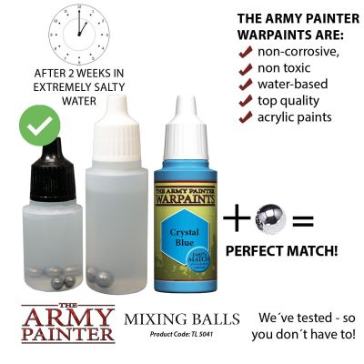 The Army Painter Mixing Balls (2019)