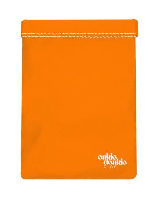 Oakie Doakie Dice Würfelbeutel groß - orange