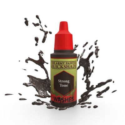 Strong Tone Ink, The Army Painter Warpaints, Warpaint,...