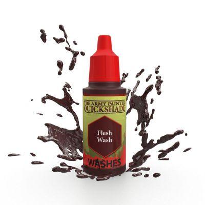 Flesh Wash, The Army Painter Warpaints, Warpaint, Acrylfarbe