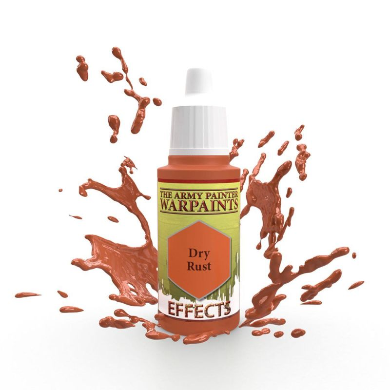 Dry Rust, The Army Painter Warpaints, Warpaint, Acrylfarbe