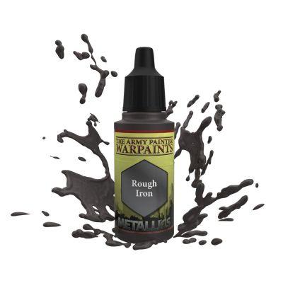 Rough Iron, The Army Painter Warpaints, Warpaint, Acrylfarbe