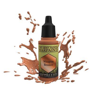 Weapon Bronze, The Army Painter Warpaints, Warpaint,...
