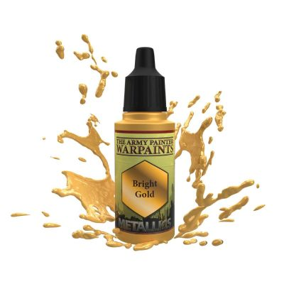 Bright Gold, The Army Painter Warpaints, Warpaint,...
