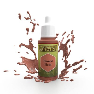 Tanned Flesh, The Army Painter Warpaints, Warpaint,...