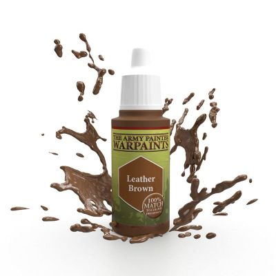 Leather Brown, The Army Painter Warpaints, Warpaint,...