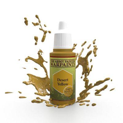 Desert Yellow, The Army Painter Warpaints, Warpaint,...