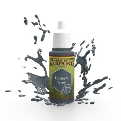 Uniform Grey, The Army Painter Warpaints, Warpaint,...