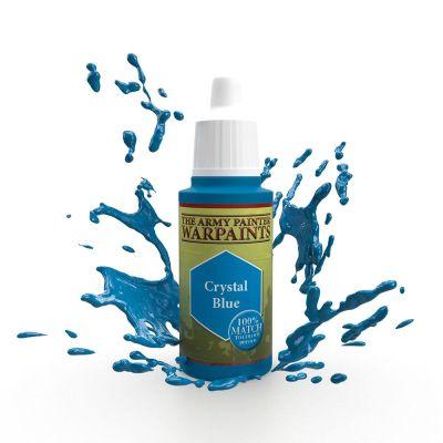 Crystal Blue, The Army Painter Warpaints, Warpaint,...