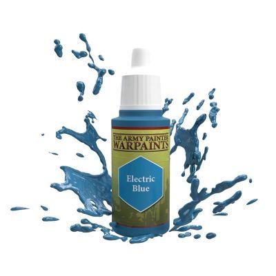 Electric Blue, The Army Painter Warpaints, Warpaint,...