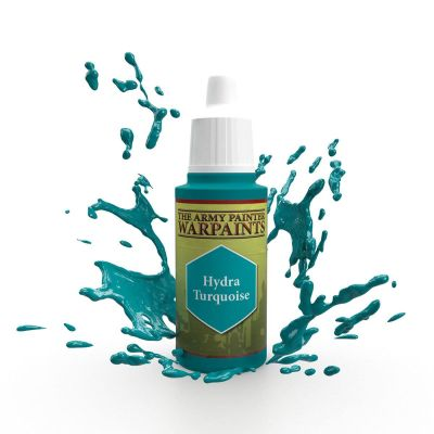 Hydra Turquoise, The Army Painter Warpaints, Warpaint,...