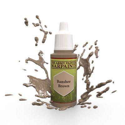 Banshee Brown, The Army Painter Warpaints, Warpaint,...