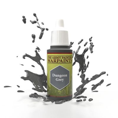 Dungeon Grey, The Army Painter Warpaints, Warpaint,...