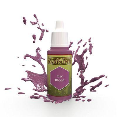 Orc Blood, The Army Painter Warpaints, Warpaint, Acrylfarbe