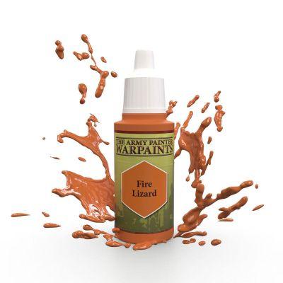 Fire Lizard, The Army Painter Warpaints, Warpaint,...