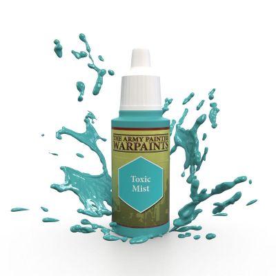 Toxic Mist, The Army Painter Warpaints, Warpaint, Acrylfarbe