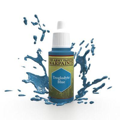 Troglodyte Blue, The Army Painter Warpaints, Warpaint,...