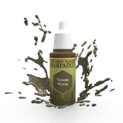 Venom Wyrm, The Army Painter Warpaints, Warpaint, Acrylfarbe