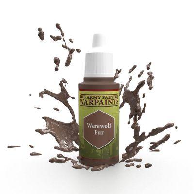 Werewolf Fur, The Army Painter Warpaints, Warpaint,...