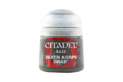 Death Korps Drab Base