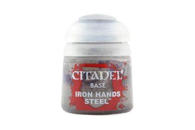 Iron Hands Steel Base
