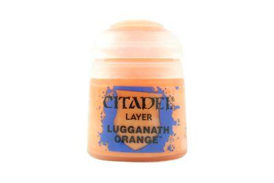 Lugganath Orange Layer