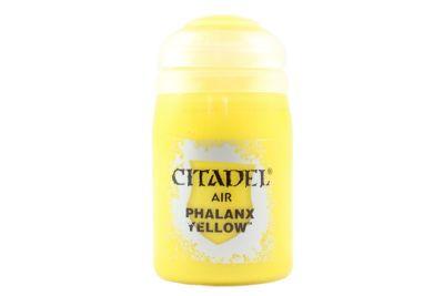 Phalanx Yellow Air