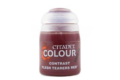 Flesh Tearers Red Contrast