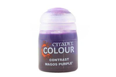 Magos Purple Contrast
