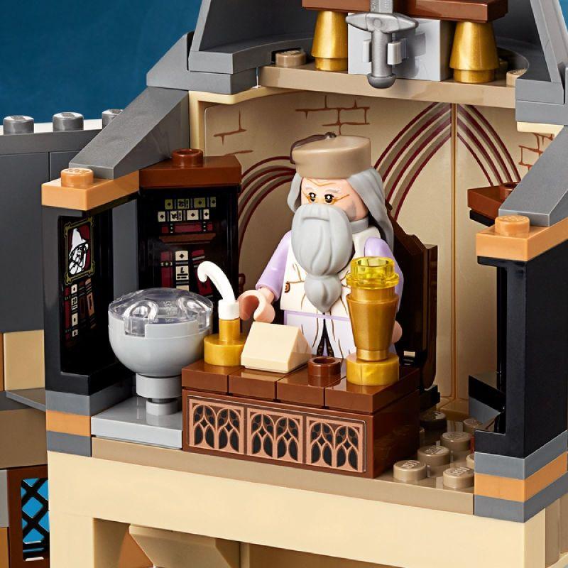 lego hogwarts uhrenturm