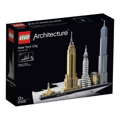 LEGO Architecture - 21028 New York City