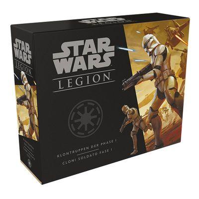 Star Wars: Legion - Klontruppen der Phase 1 verpackung...