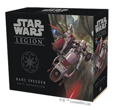 Star Wars: Legion - BARC Gleiter verpackung vorderseite