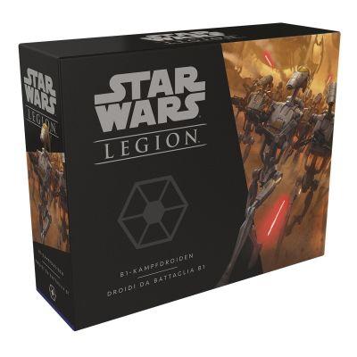 Star Wars: Legion - B1-Kampfdroiden verpackung vorderseite