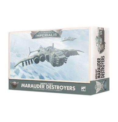 Imperial Navy Marauder Destroyers