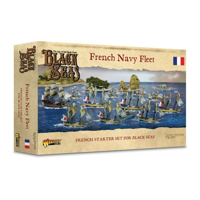 Black Seas French Navy Fleet